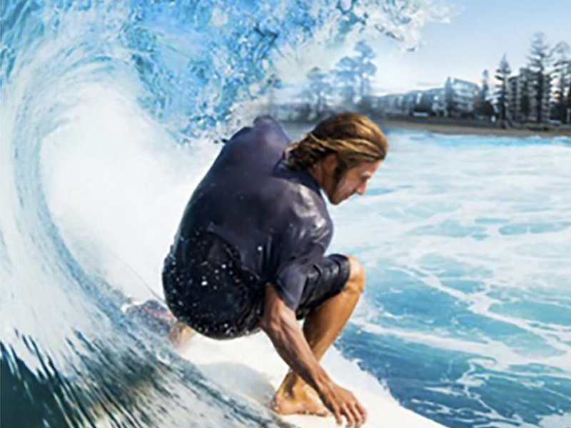 Manly-Surf